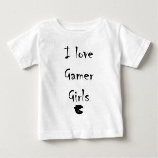 I love gamer girls tees