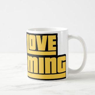 I Love Gaming Basic White Mug