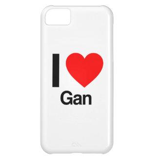 i love gan iPhone 5C case