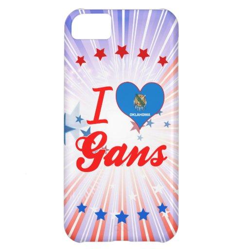 I Love Gans, Oklahoma iPhone 5C Cover