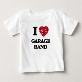 I love Garage Band Tees