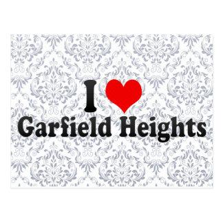 I Love Garfield Heights, United States Postcard