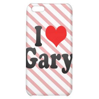 I love Gary iPhone 5C Cases