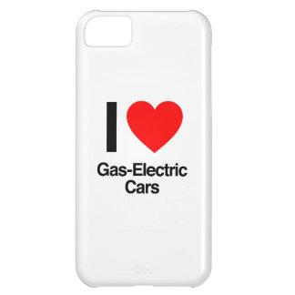 i love gas-electric cars iPhone 5C case