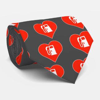 I Love Gas Tie