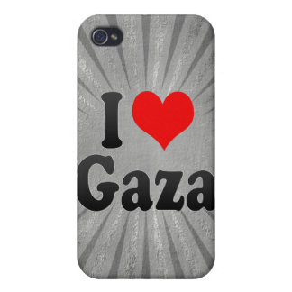 I Love Gaza, Palestinian Territory Covers For iPhone 4