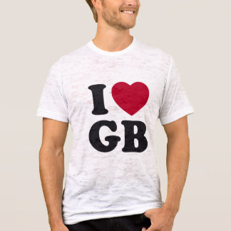 I love GB shirt