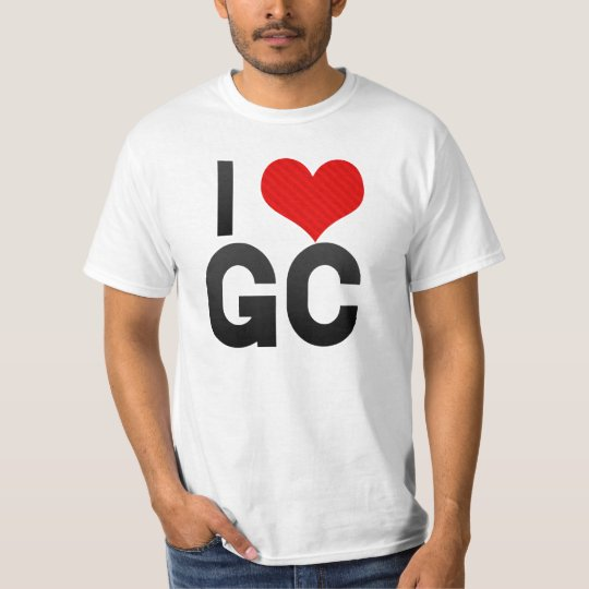 I Love GC T-Shirt