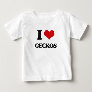 I love Geckos Tees