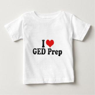 I Love GED Prep T-shirts