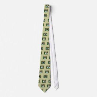I love geeks tie