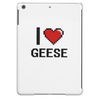 I love Geese Digital Design Cover For iPad Air