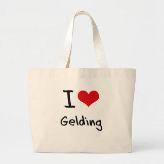 I Love Gelding Bags