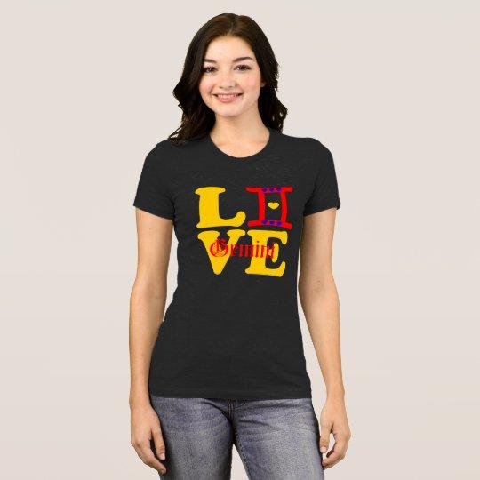 ♊★I Love Gemini-Best-Zodiac Sign Slim-fitted T-Shirt