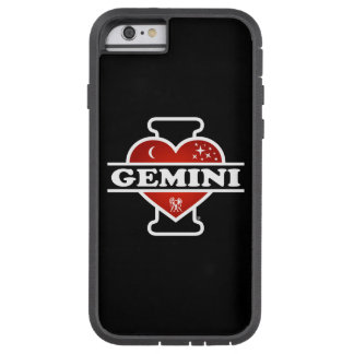 I Love Gemini Tough Xtreme iPhone 6 Case