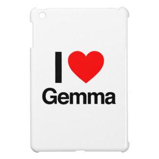 i love gemma cover for the iPad mini