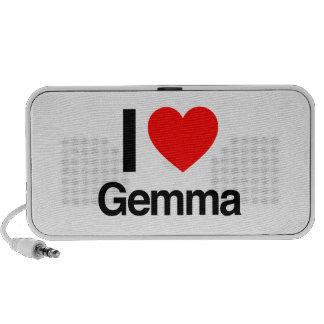 i love gemma laptop speakers