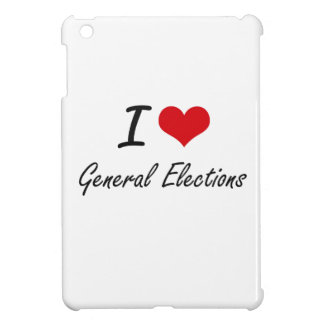 I love General Elections iPad Mini Covers