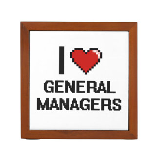 I love General Managers Pencil/Pen Holder