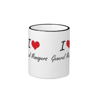 I love General Managers Ringer Mug
