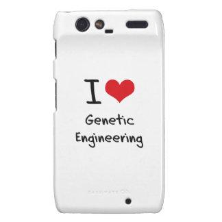 I Love Genetic Engineering Droid RAZR Covers