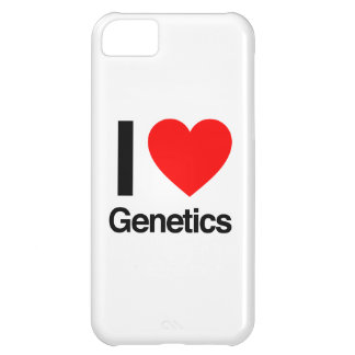 i love genetics iPhone 5C case