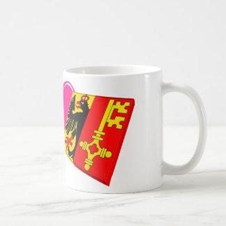 I Love Geneva Mugs