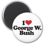 I Love George W Bush