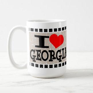 I love Georgia  - Mugs