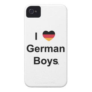 I Love German Boys - iphone 4 Case-Mate iPhone 4 Case