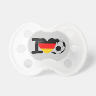I Love German Football Dummy