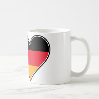 I Love Germany Coffee Mug