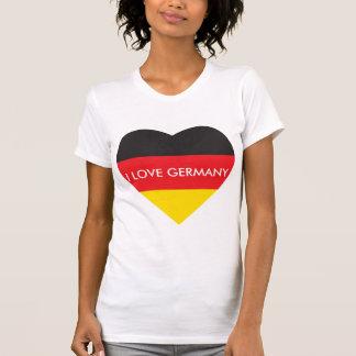 I LOVE GERMANY HEART T-Shirt