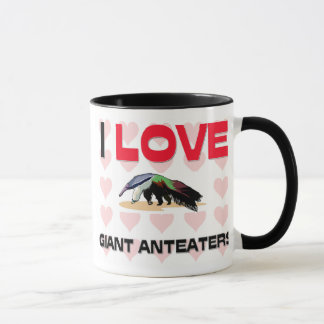 I Love Giant Anteaters