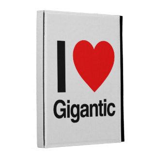 i love giant iPad cases