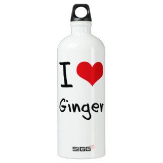 I Love Ginger SIGG Traveller 1.0L Water Bottle
