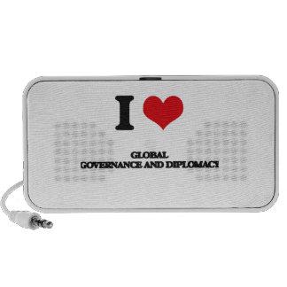I Love Global Governance And Diplomacy Travel Speaker