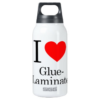 I Love Glue-Laminate