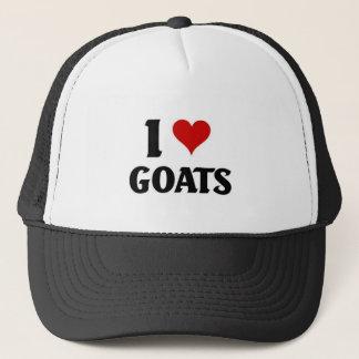 I love goats cap