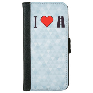 I Love Going Away iPhone 6 Wallet Case