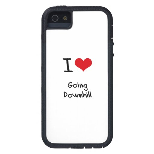 I Love Going Downhill Case For iPhone 5