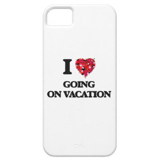 I love Going On Vacation Barely There iPhone 5 Case