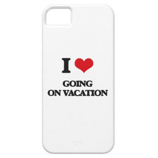 I love Going On Vacation iPhone 5 Covers