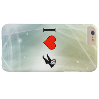 I Love Going To The Spa Barely There iPhone 6 Plus Case