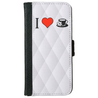 I Love Going To The Spa iPhone 6 Wallet Case