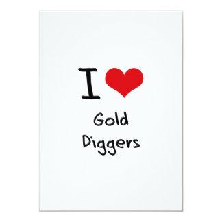 I Love Gold Diggers Custom Announcement
