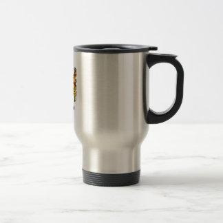 I Love Goldfish Coffee Mug