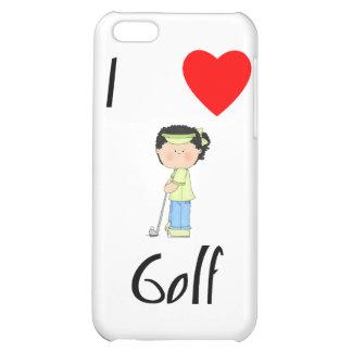 I Love Golf (3) iPhone 5C Covers