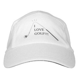 I love golf! hat