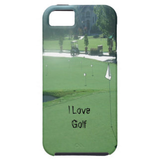 I Love Golf iPhone 5 Cover
